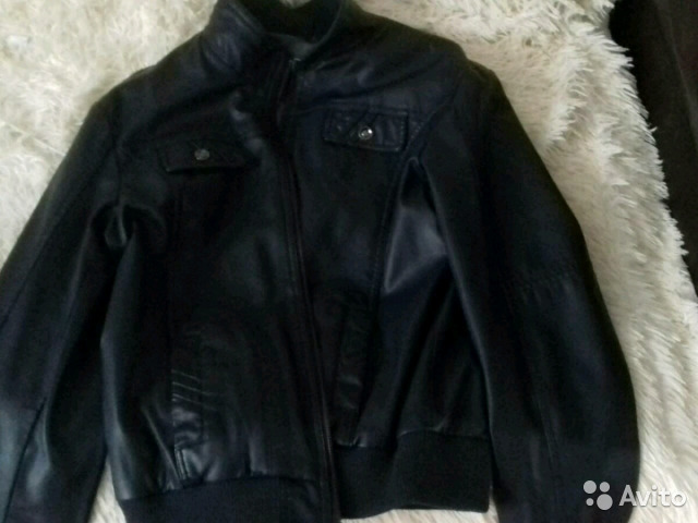Leather jacket 89157419210 buy 3