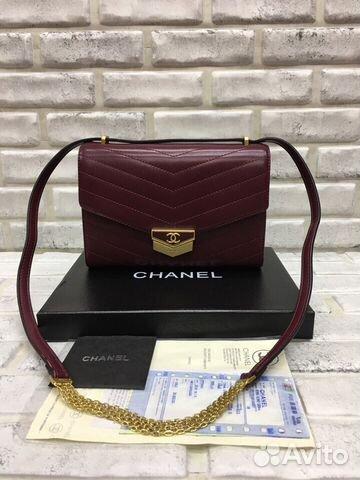 Сумка Chanel кожа 23 16   Festima.Ru - Мониторинг объявлений a689cfef7e7