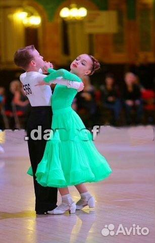 1a8491196ba Платье для бальных танцев crisanne купить в Республике Крым на Avito ...