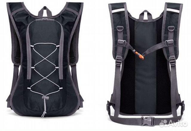 301727b27f4c Модный велосипедный рюкзак с гидратором | Festima.Ru - Мониторинг ...