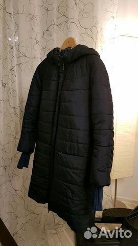 Пальто, куртка для беременных Encharm купить в Москве на Avito ... 0d3bb896221