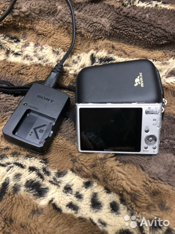 Фотоаппарат цифровой Sony 89280061953 купить 2