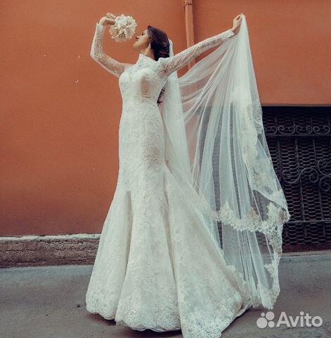 7617e60863eb5ca Diane Legrand свадебное платье | Festima.Ru - Мониторинг объявлений