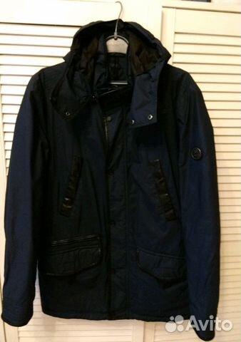 bb3cd396b41 Мужская куртка утепленная Lanwine 48 р купить в Санкт-Петербурге на ...