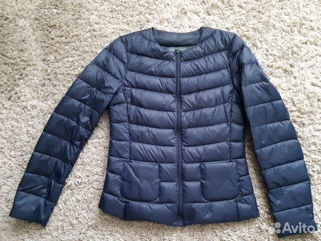 7ecef76a154 Пуховая куртка Benetton