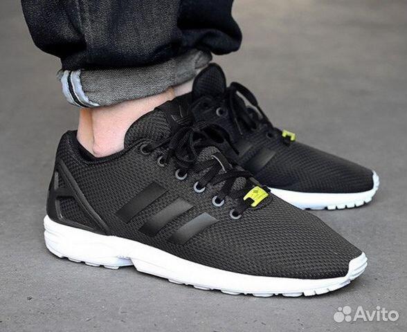 ff6dd6cc5aa60b Кроссовки Adidas Zx Flux купить в Москве на Avito — Объявления на ...