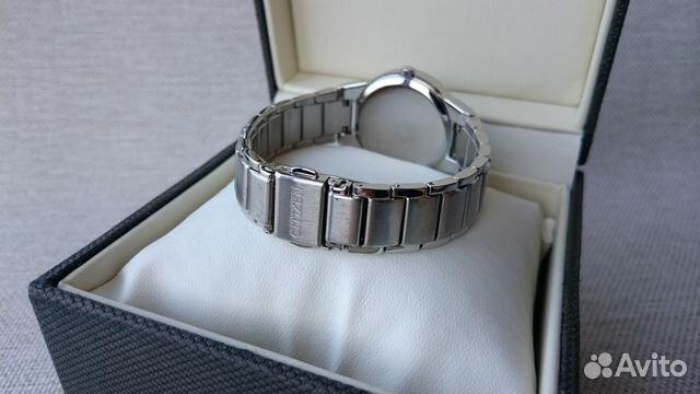 Женские часы Citizen ECO drive J015-S095921 89525003388 купить 8