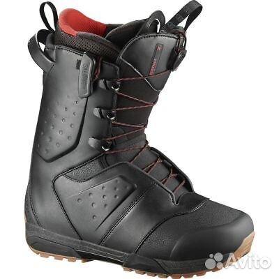 8c470e33 Ботинки сноубордические Salomon 17-18 Synapse Wide | Festima.Ru ...