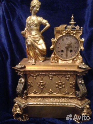 Бронзовые часы 19 век купить часы англия наручные мужские