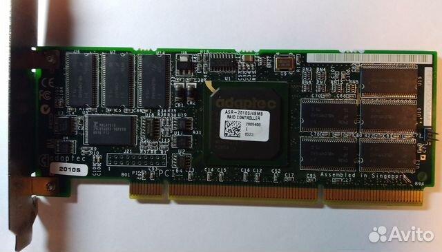 ADAPTEC SCSI RAID 2010S DRIVERS