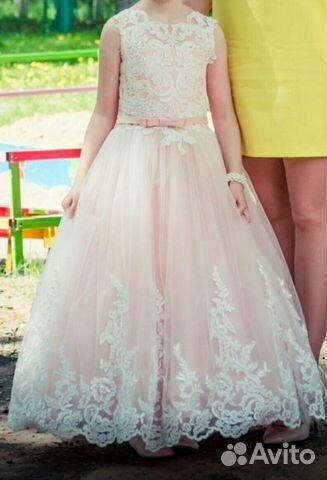 6edec4eb634 Платье на выпускной купить в Республике Мордовия на Avito ...