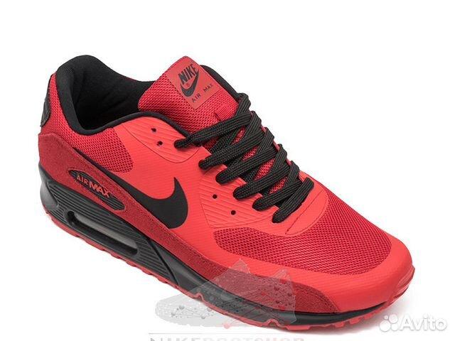 c6686128 Nike air max 90 hyperfuse красные йц432 купить в Москве на Avito ...