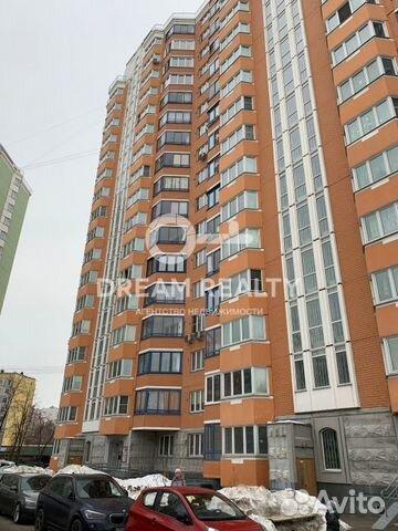 Продается пятикомнатная квартира за 17 500 000 рублей. Москва, Ясный проезд, 16.