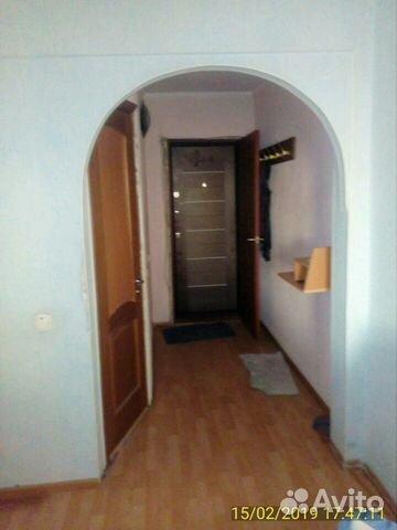 Продается трехкомнатная квартира за 1 850 000 рублей. Омск, улица Муромцева, 89.