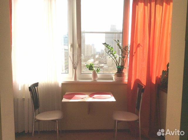 Продается однокомнатная квартира за 14 500 000 рублей. Москва, улица Академика Анохина, 2к1.