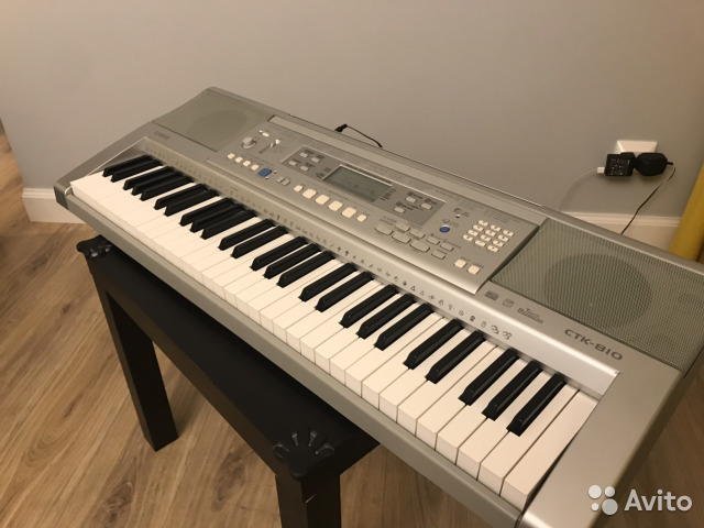 DRIVERS: CASIO CTK 810IN