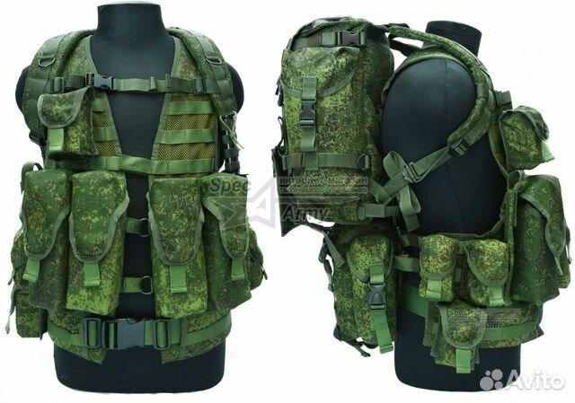 c9743622a2e9 Разгрузочный жилет 6ш112 + ранец патрульный купить в Тамбовской ...
