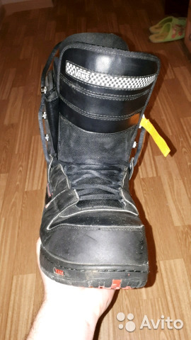 99a16373 Ботинки для сноуборда vans Mantra 43р купить в Пермском крае на ...