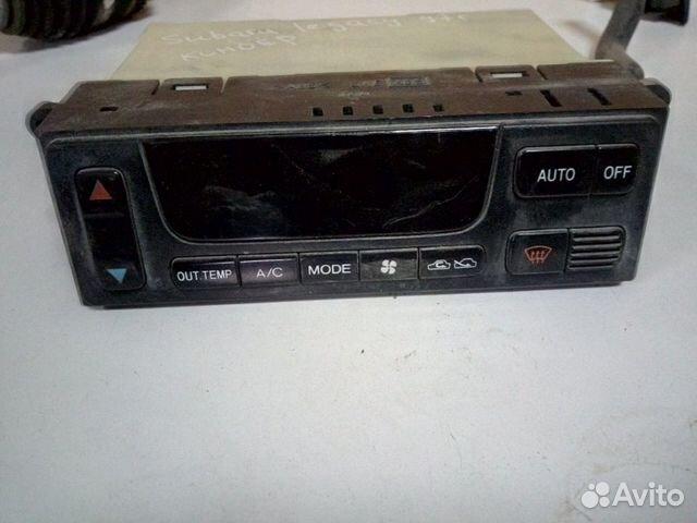 89026196331 Блок управления климат-контролем Subaru Legace B12