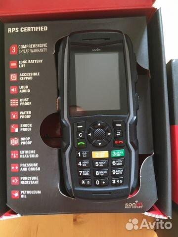 Телефон Sonim XP 3340 купить в Томской области на Avito
