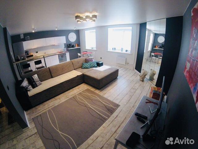 Продается двухкомнатная квартира за 5 800 000 рублей. Московская обл, г Клин, Волоколамское шоссе, д 3А.