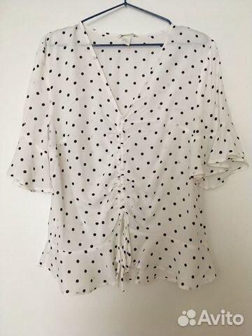 Блузка блуза H&M 89196768663 купить 1