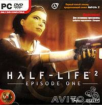 Half-Life2 Episode One. (PC dvd-rom)