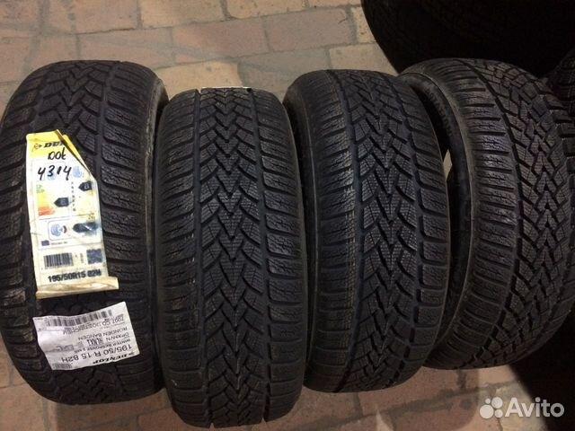 89211101675 R15 195/50 Dunlop Winter Response 2