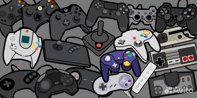 Ремонт игровых приставок