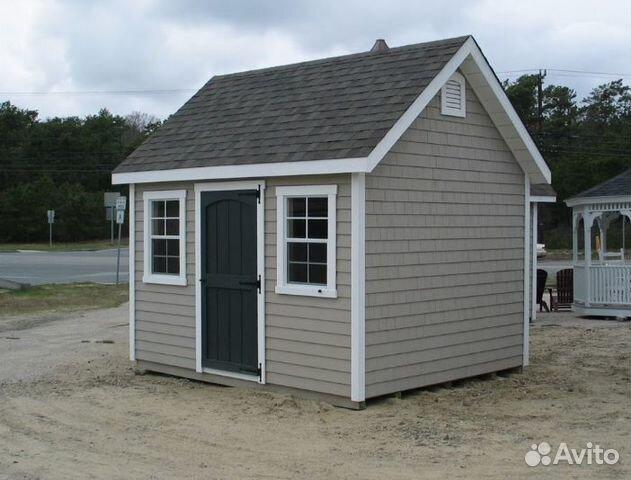 Садовый домик 3,5 х 2,5  купить 4