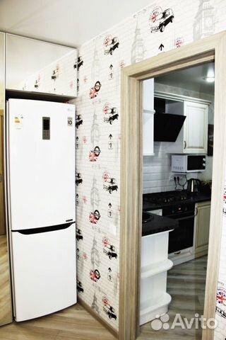 1-к квартира, 43 м², 3/10 эт.