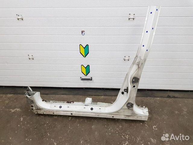 89625003353 Продам порог левый Subaru Forester sf5