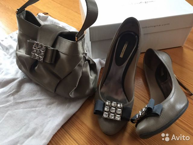 Туфли +сумка Vero cuoio (Mario Bologna )  89114911254 купить 4