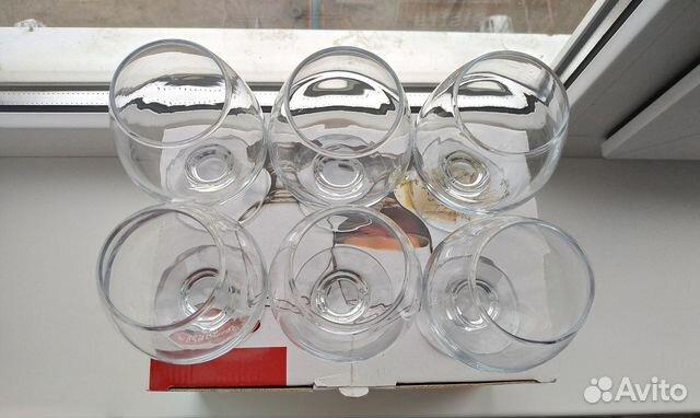 Набор бокалов Бистро  89377028406 купить 2