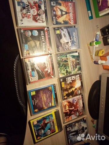 Игры для PS3 89040717370 купить 2