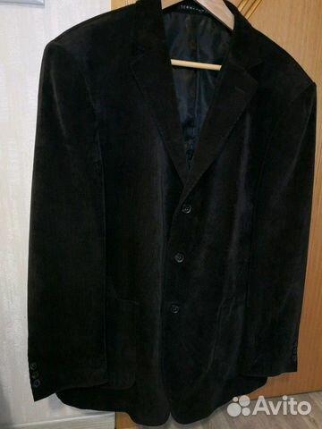 Пиджак вельветовый  купить 1