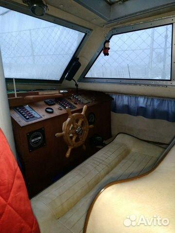 Парусно-моторная яхта motosailer 31 фут 89586042685 купить 6