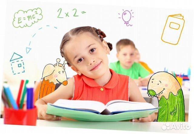 Preparation for school.Elementary school