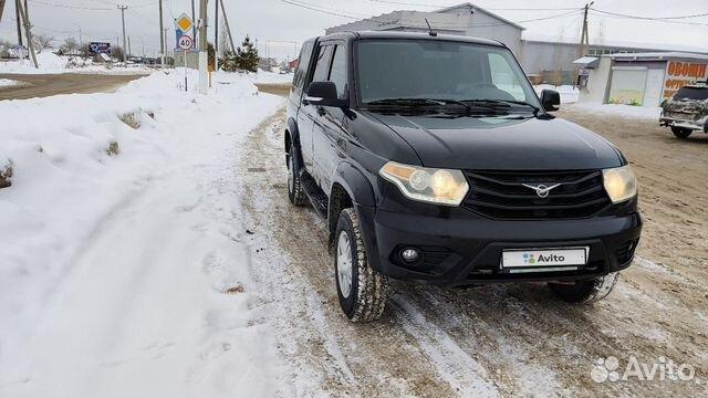 УАЗ Pickup, 2016 купить 8