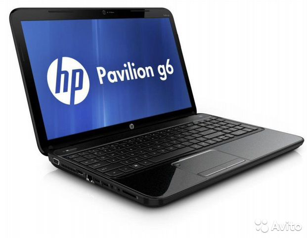 Ноутбук HP G6 2149 еr рабочий на запчасти