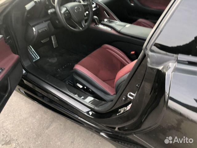 Lexus LC, 2017 купить 9