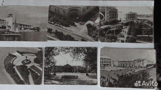 Наборы открыток городов (СССР) купить 4
