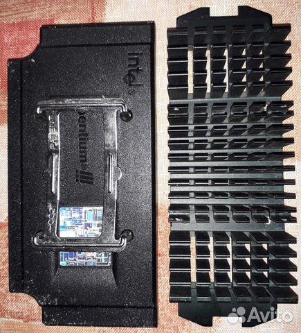 Процессор Intel Pentium III 500MHz PB 731069-001 купить 4