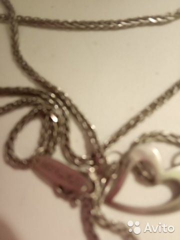 Серебряная цепь 925
