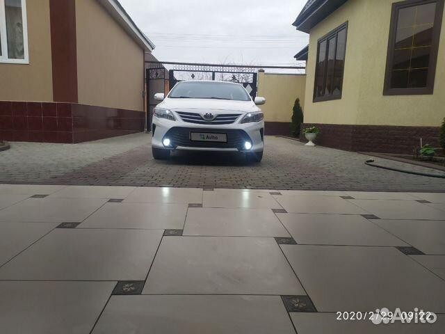 Toyota Corolla, 2012  купить 10