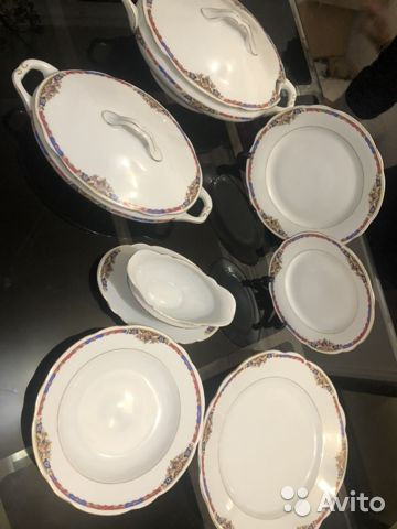 Набор столовой посуды купить 6