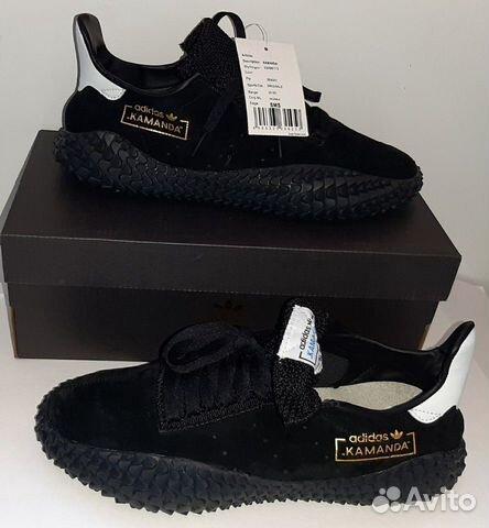 Кроссовки adidas Kamanda (Black р 41