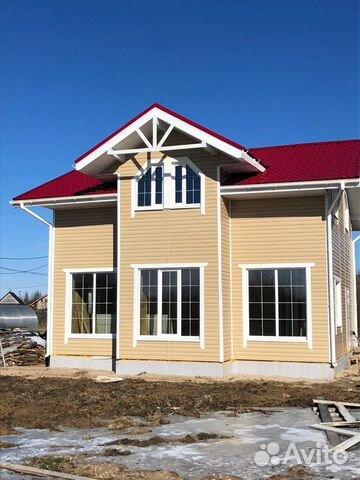 Дом 150 м² на участке 15 сот. купить 1