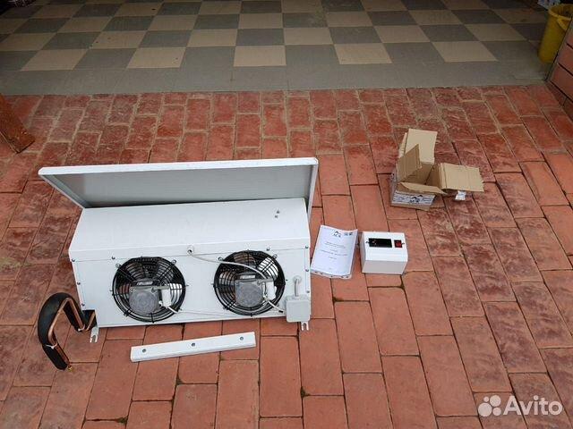 Сплит-система для холодильной камеры 89587629065 купить 4