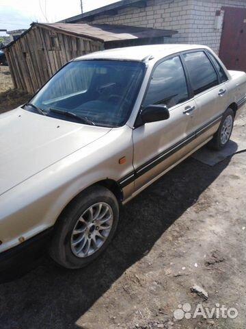 Mitsubishi Galant, 1988 89995229352 купить 1